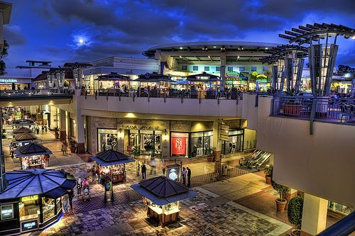 Fashion Valley San Diego