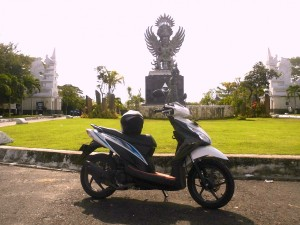 Bali Scooter
