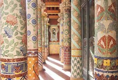 palau columns