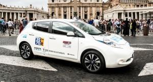 Rome Taxi Cab