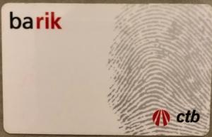 Barik Card