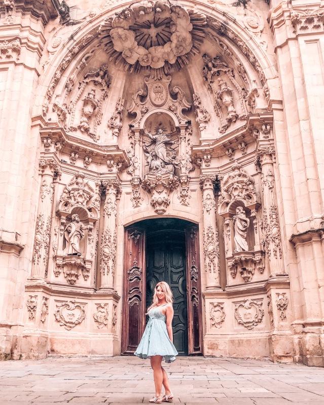 Bascilia De Santa Maria