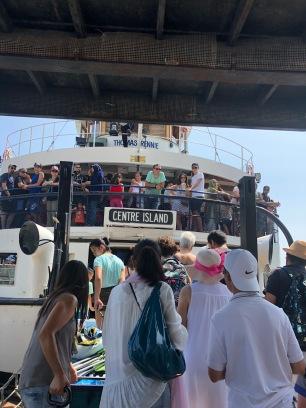 15-20 Min Ferry Ride