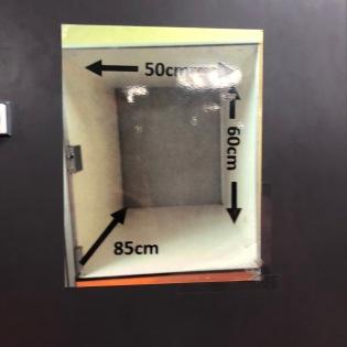 Locker Size