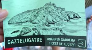 Ticket to Dragonstone