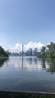 View from Center Island