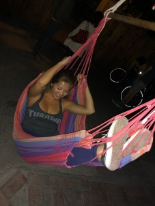 There are also hammocks that fit 2 people