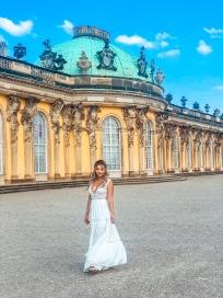Sanssouci Palace 2
