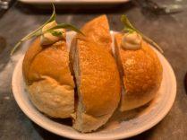 Complimentary Brioche bread