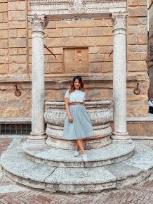 Pienza Fountain