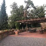 Villa Martiena outdoor seating