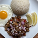 Pork sisig recipe by Jenny Chu